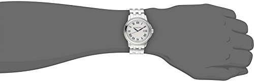 Raymond-Weil-Mens-42mm-Steel-Bracelet-Case-Swiss-Quartz-White-Dial-Analog-Watch-5578-ST-00300