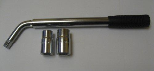 Clé pour écrou extensible Extracteur 17 mm 19 mm 21 mm 23 mm Lancia Y 10 00