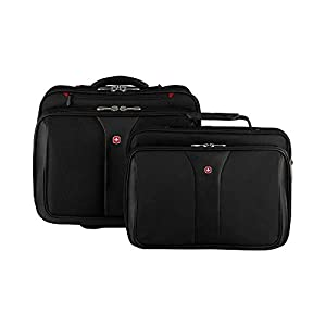 Wenger/SwissGear Potomac 43,2 cm (17″) Trolley Case Negro – Funda (Trolley Case, 43,2 cm (17″), 3,5 kg, Negro)