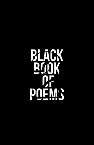 Black Book of Poems II (English Edition)