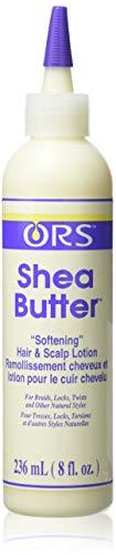 Organic Root Stimulator , Beurre de Karité Lotion pour Cheveux 236 ml
