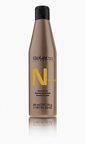 SALERM shampooing éléments nutritifs pour l'automne 250 ml