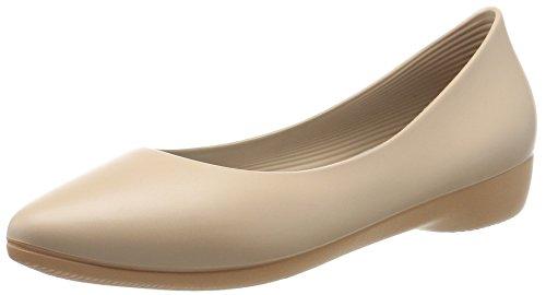 Walk&rest Ballerina, Bailarinas para Mujer, Beige Beige 2200140/38/0, 38 EU