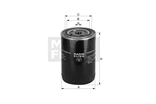 Mann Filter W 11 102 Ölfilter