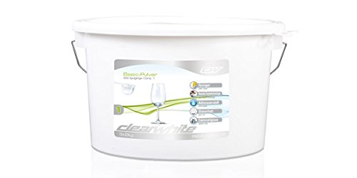 Clear White Basic polvere 6 kg in vaso (3 x 2kg I.