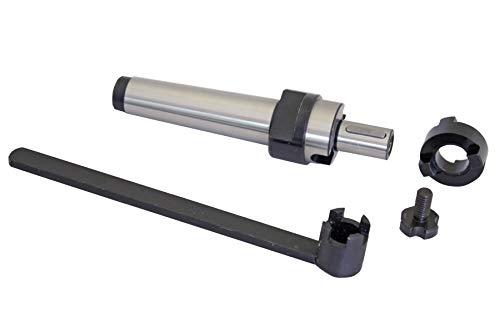 MK4 Halterung Aufspanndorn Aufnahme für Scheibenfräser Fräsmaschine Fräser 16mm