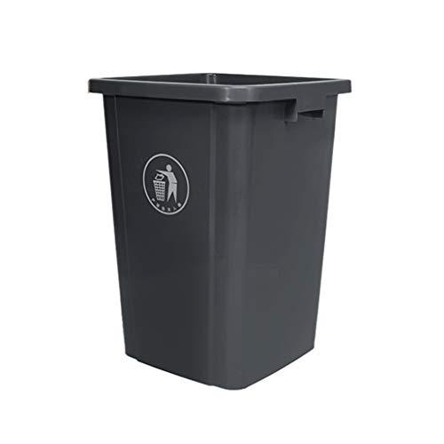 KJZ Sin cubierta Cubo de basura