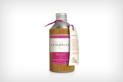 I Coloniali - Blüten Route - Seidig Bad & Dusche Creme - Sheabutter - 250ml - J&E Atkinsons
