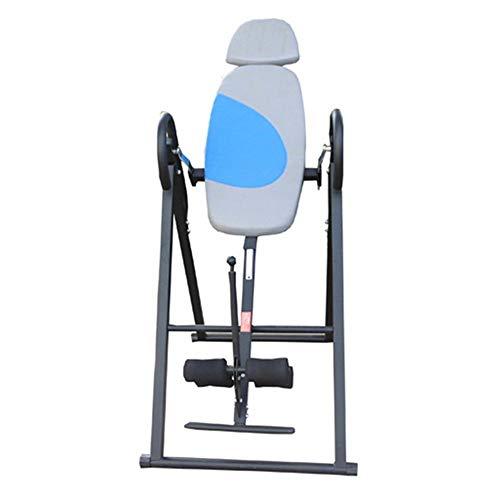 Indoor Fitness Übung - Durable Multifunktions-Schutzgürtel Zurück Einstellbare Umgekehrte Maschine Heavy Duty Teile Bahre Maschine Mit Kopfstütze for Heimtraining