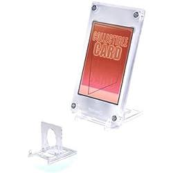 【ウルトラプロ UltraPro 収集用品】 カードスタンド 5個入り (スクリューダウン用 可動式)#82022