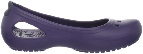 Crocs Kadee, Ballerines femme Bleu (Nautical Navy/Nautical Navy)