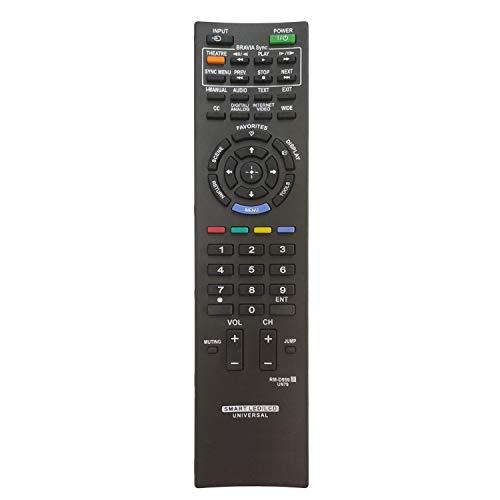 Ersatz Fernbedienung für SONY RM-ED019 RMED019 TV Fernseher Remote Control / 042 (Sony Tv Remote Control)