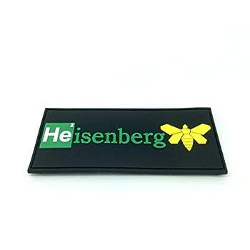 Heisenberg Breaking Bad...