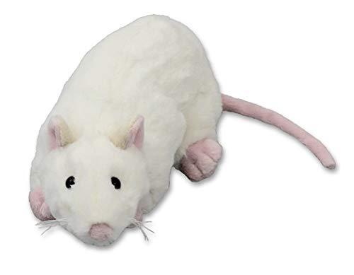 ltier Ratte Flinx, weiß, 22 cm ()