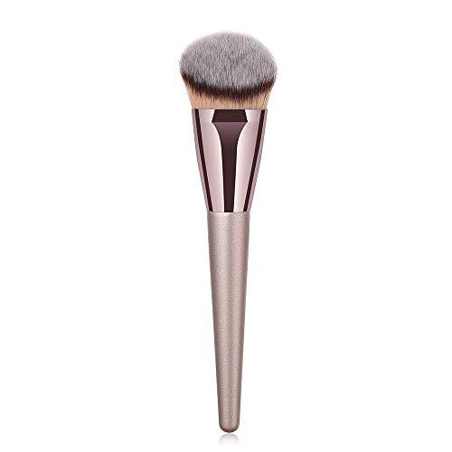 Edary Make-up Pinsel Einzel Professionelle Make-up Pinsel BB Cream Make-up Pinsel Foundation Pinsel Flachkopf lose Pinsel Multifunktionsbürste Schönheits-Werkzeug