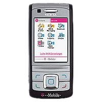 Nokia 6280 Handy Net ContractPac (T-Mobile gebrandet) T-mobile Nokia