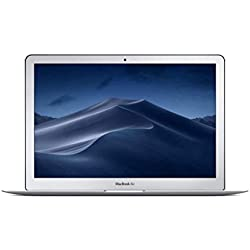 Apple MacBook Air 2017 (13-inch, 1.8 GHz dual-core Intel Core i5, 8 GB RAM, 128 GB SSD) - Silver