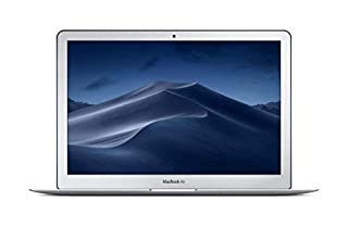 Apple MacBook Air (13-inch, Previous Model, 8GB RAM, 128GB Storage, 1.8GHz Intel Core i5) - Silver (B071X4YWBD) | Amazon price tracker / tracking, Amazon price history charts, Amazon price watches, Amazon price drop alerts