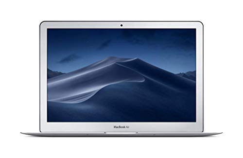 "Apple MacBook Air (13"", 1.8GHz Dual-Core Intel Core i5 Prozessor, 128GB) - Silber"