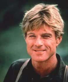 robert redford as denys george finch hatton from out of africa 1 in farbe filmfoto. Black Bedroom Furniture Sets. Home Design Ideas