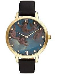 Reloj mujer Charlotte rafaelli en acero Romance 38 mm crr008