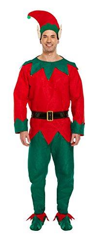 Erwachsene Elf Weihnachtskostüm