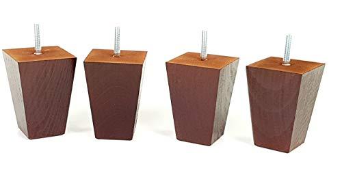 Piedini mobili legno gambe divani sedie sgabelli confronta prezzi