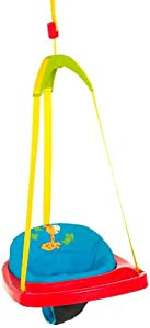 Hauck Jump Jungle Fun Baby Door Bouncer Blue/Red/Yellow Suspension