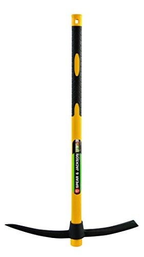 Spear & Jackson 81825 Pioche avec manche trimatière 2,5 kg