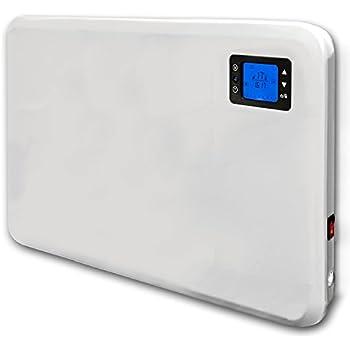 Panel Heater 24 Hour 7 Day Timer Bathroom Safe 400W ...