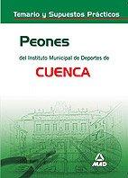 Peones Del Instituto Municipal De Deportes De Cuenca. Temario Y Supuestos Prácticos