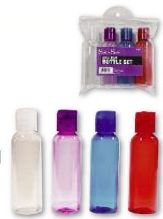 Soft'n Style Travel Bottle Set 100 ml by Soft 'N Style