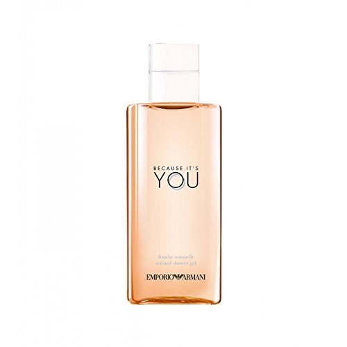 Preisvergleich Produktbild Giorgio Armani Emporio Armani for her Because It's You Bagno e Doccia Flacone 200 ml