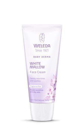 Weleda - Crema viso per malva bianca, 6 confezioni da 50 ml