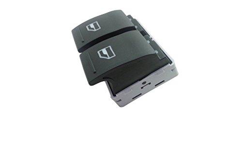 Fensterheberschalter Fensterheber Schalter Für VW Transporter T5 T6 7E0 959 855A T5 Farbcode 9B9 Fahrerseite Taste Tasten
