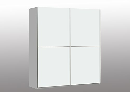 NEWFACE WNNS822X1 120 Winner Schwebetürenschrank mit 2 Türen Holz