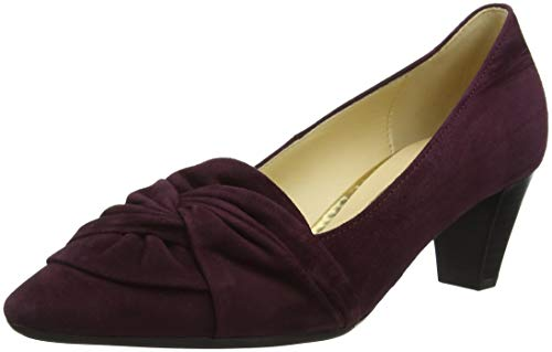 Gabor Shoes Damen Basic Pumps, Rot (New Merlot 15), 37 EU