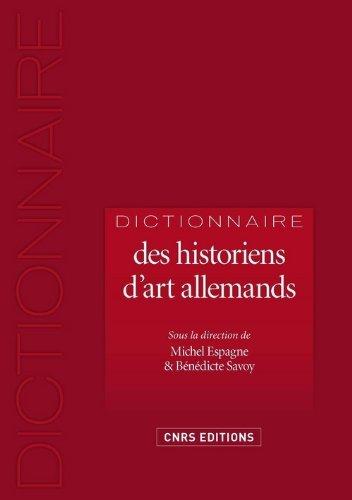 Dictionnaire des historiens d'art allemands