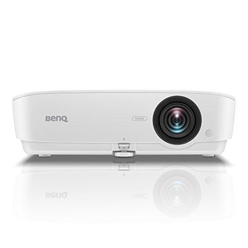 BenQ TW535 DLP-Projektor (Beamer mit 3D über HDMI, WXGA, 1280 x 800 Pixel, 3600 ANSI-Lumen, Kontrast 20.000:1, Smart Eco) weiß