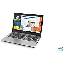 Lenovo Ideapad 330E 15.6-inch Laptop (Core i3-7020U/4GB DDR4/1TB HDD/Windows 10/Integrated Graphic), Platinum Grey