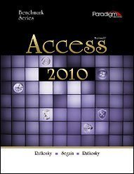 Benchmark Series: Microsoft¿Access Levels 1 and 2
