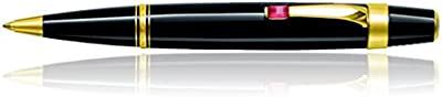 Montblanc Bohème Rouge 2760 - Bolígrafo de bola retráctil (trazo fino), negro