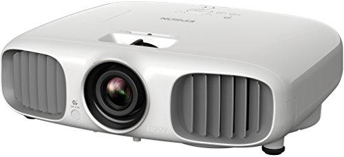 Bild 40: Epson EH-TW6100 3D Heimkino 3LCD-Projektor (Full HD 1080p, 2.300 Lumen Weiß & Farbhelligkeit, 40.000:1 Kontrast, 2x HDMI (1x MHL), inkl. 1x 3D Brille) schwarz