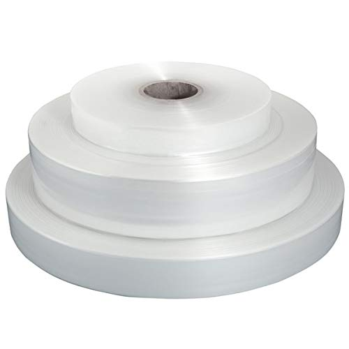 Propac Z-TPE10E - Película tubular transparente