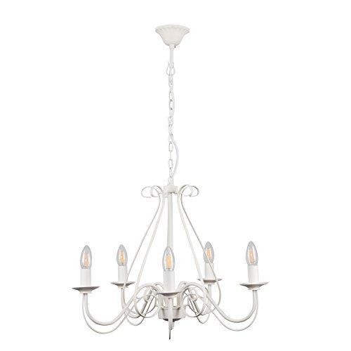MiniSun - Lámpara elegante techo 'Anais' - vintage