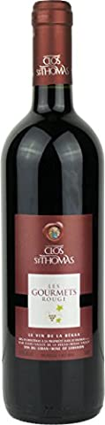 Chateau St Thomas, Les Gourmets Rouge 2012 75cl, Lebanese Fine Red Wines