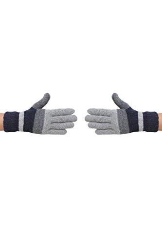 ELLIS Multicolour Woolen Gloves