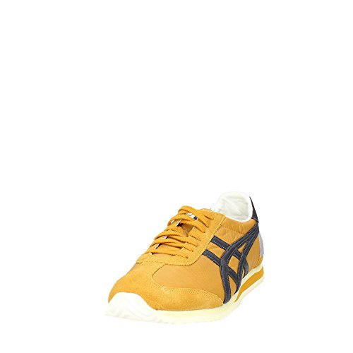 ASICS ZAPATILLA D110N-3195 JAUNE CALIFORNIA GOLDEN YELLOW/DARK GREY