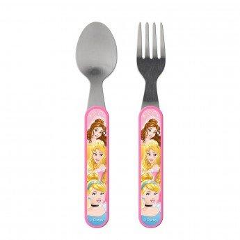 Disney Princess : Kinderbesteck - Mein erstes Besteck (Erste Besteck)
