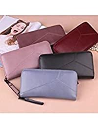 Tradico® Women Soft PU Leather Wallet Clutch Bag Cards Phone Holder Purse 2017 New Arrival SUNY0529